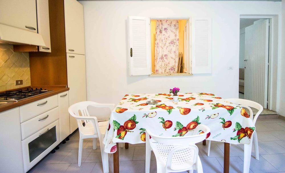 Veranda Three-room apartment for 6 persons